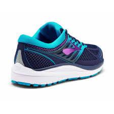 נעלי ריצה הליכה  ברוקס אדיקשן 13  לנשים Brooks Addiction 13 2E תכלת כחול סגול
